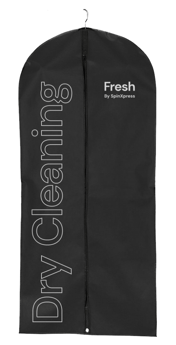 Fresh Dry Cleaning Bag